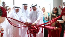 Commercial Bank formally reopens its 'Al Wakrah Avenue' branch