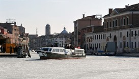 Venice residents to get 'vaporetto' priority boarding