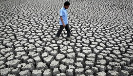 El Nino leads to drought in Nicaragua