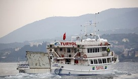 Greece expels more migrants to Turkey under EU deal