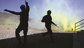 Nato trainers race against time to prepare Afghan troops to go it alone
