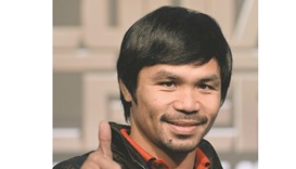Pacquiao lands knockout election blows with priceless publicity