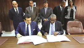Attorney general meets Senegalese minister