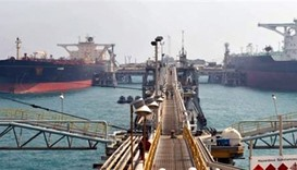 Iran oil export