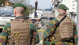 Belgian prosecutor charges 4 people with terrorist offences