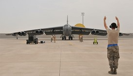 US deploys B-52 bombers to Qatar for fight against IS