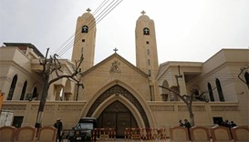 Egypt arrests man wanted over church bombings