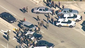At least two dead, two wounded in Southern California school shooting