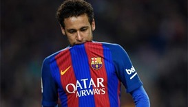 Neymar banned for Clasico after sarcastic applause