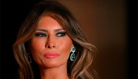 Melania Trump wins damages from British tabloid