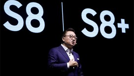 Samsung reports strong initial demand for new smartphone