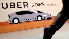 Uber reboots in Taiwan with scaled-back service