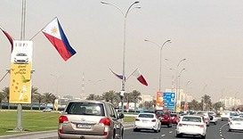 All set for Duterte's state visit to Qatar