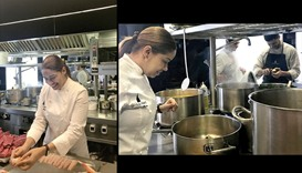 From cleaner to Michelin-starred chef: an immigrant's success story