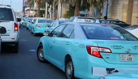 Taxi drivers in Doha seek dedicated parking spaces