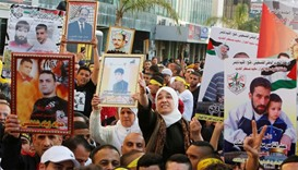 Palestinians in Israeli jails launch mass hunger strike
