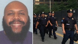 Steve Stephens, who Cleveland Division of Police said was being sought in connection with the killin