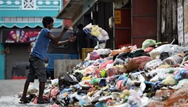 Garbage piles up in Colombo as dump collapse toll hits 31