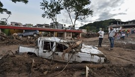 Colombia mudslides kill more than 200, sweep homes away