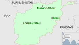 Taliban kill at least eight Afghan soldiers in base attack