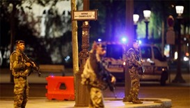 Policeman killed in Paris attack claimed by IS