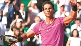 Nadal beats Goffin to reach final
