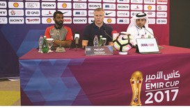 Chance for minnows in Emir Cup second round