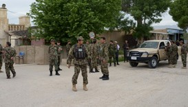 140 killed in Taliban attack on Afghan army base