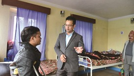 Quake injured stalked by disability two years on