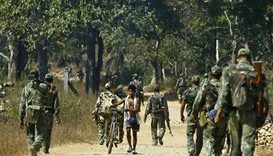 24 paramilitary forces killed in Maoist attack in India