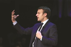 Macron's vision and mission