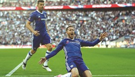 Wembley win put Chelsea back on track, says Hazard