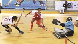 Qatar, Oman play out 4-4 draw in opener