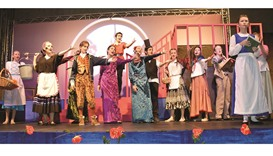 ISL Qatar's Beauty and Beast enthrals audiences