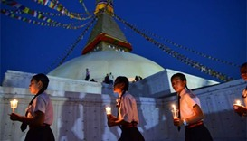 Nepal marks the second anniversary of earthquake