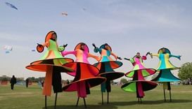 First International Kite Festival