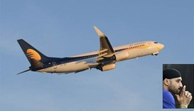 Jet Airways suspends pilot over racism, assault claims