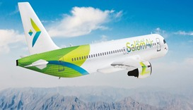 Oman's SalamAir budget carrier sees up to 12 Airbus A320s by 2020