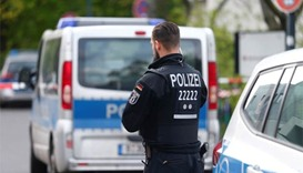 Police shoot, wound man who threatened officer in Berlin