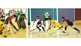 Qatar narrowly miss out on Indoor World Cup spot