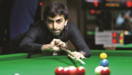 Advani sets up title clash Chinese teen in Doha