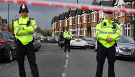 British anti-terrorism police foil plot after woman shot