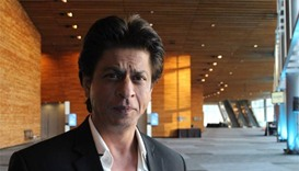 Bollywood star Shah Rukh Khan taking TED to India