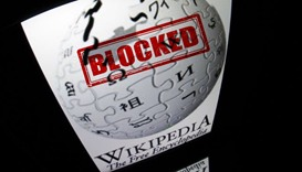Turkish authorities block access to Wikipedia