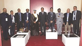 QDB showcases 22 local firms at building sector exhibition in Algeria