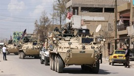 US-backed Syria force advances against IS in Tabqa