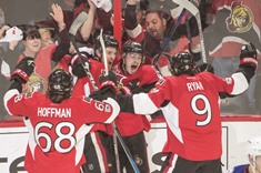 Rangers drop Game Two to Senators in double overtime
