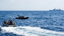 Somali pirates seize Indian ship, 11 crew members