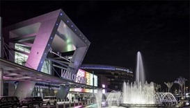 Grand opening of Mall of Qatar on April 8
