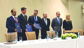 QP, ExxonMobil sign Cyprus oil, gas exploration deal